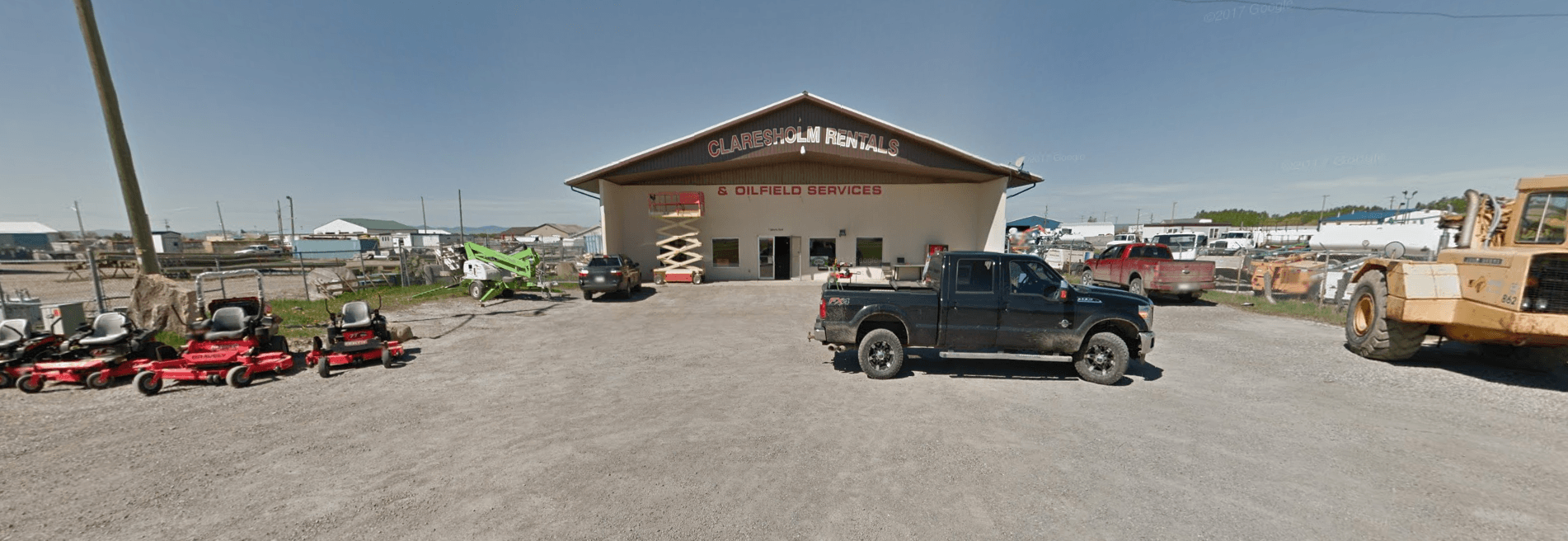 Claresholm Rentals & Oilfield Services
